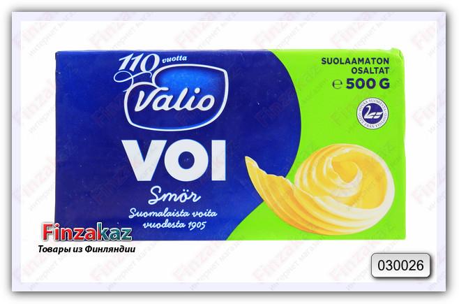 Сливочное масло Valio (несоленое) 500 гр