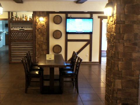 деревянная мебель для ресторана