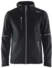 Тёплая лыжная куртка Craft Highland Black мужская