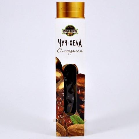 Чуч-хела с миндалем Ореховая вкуснятина, 60г