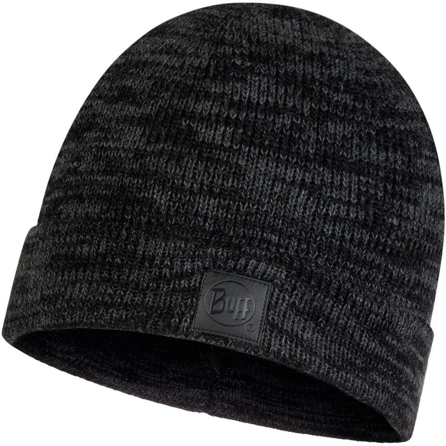 Шапки с отворотом Вязаная шапка Buff Hat Knitted Edik Graphite 120831.901.10.00.jpg