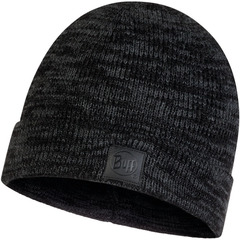 Вязаная шапка Buff Hat Knitted Edik Graphite