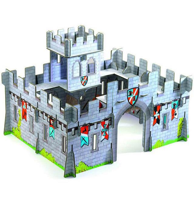 Конструктор Средневековый замок