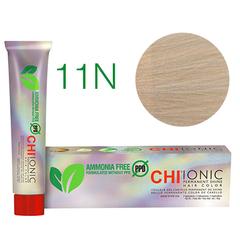 CHI Ionic 11N (Очень светлый блондин плюс) - Стойкая краска для волос