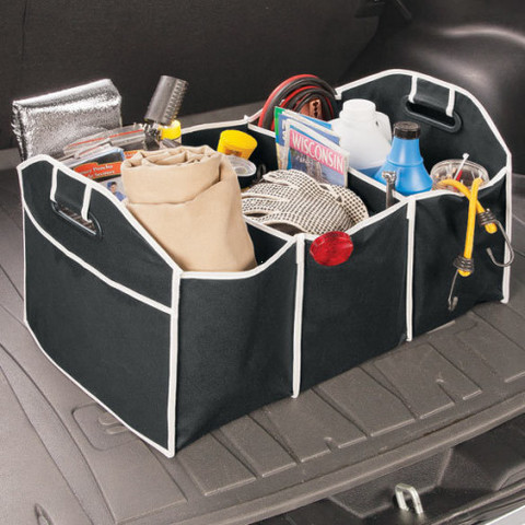 Сумка органайзер дорожная Car Boot Organiser