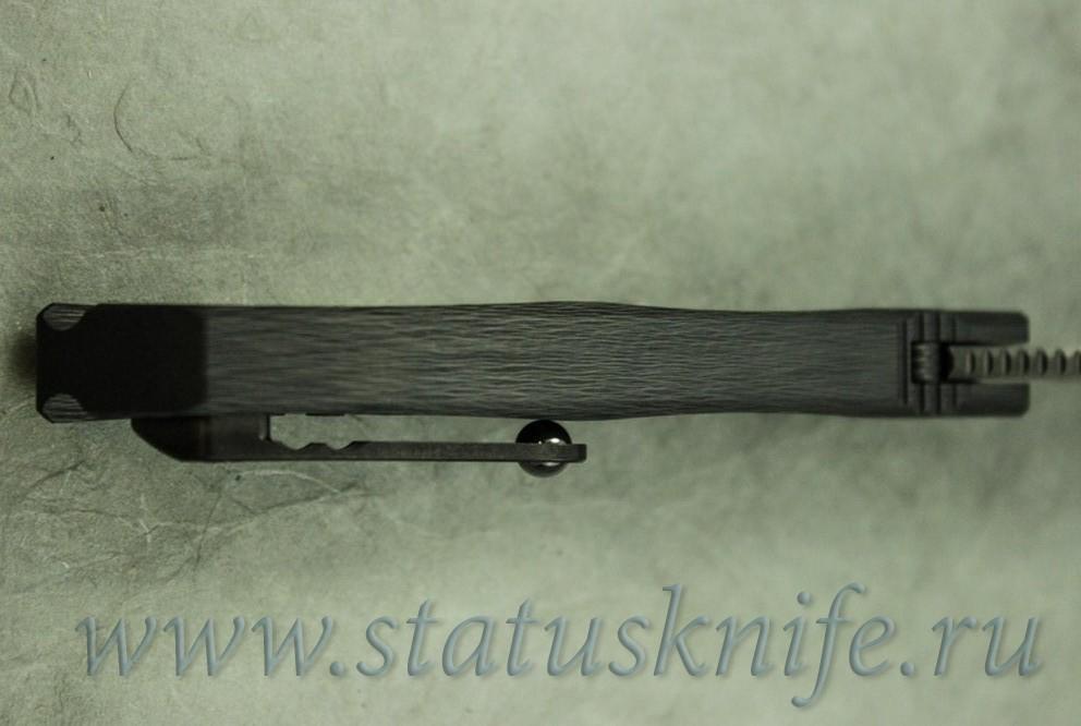 Нож Marfione Custom Anax Tanto Integral Knife