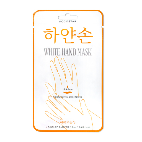 KOCOSTAR | Восстанавливающая маска для рук «Увлажнение и Сияние», (8 мл)