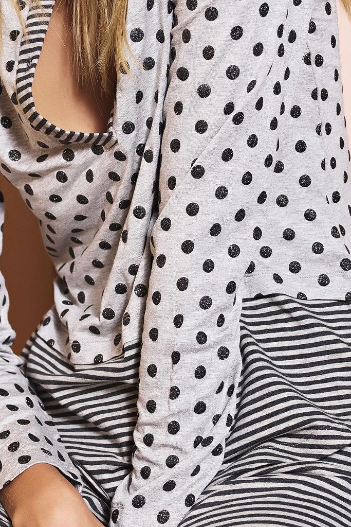 Женская пижама из вискозы Twin-Set