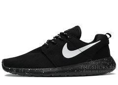 Кроссовки Мужские Nike Roshe Run Supreme Black