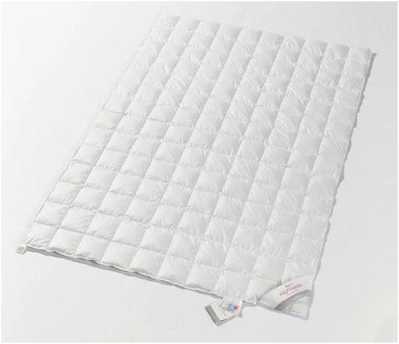 Одеяло пуховое очень легкое 180х200 Kauffmann Premium Clima Tencel