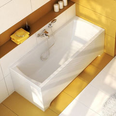 Акриловая ванна Ravak Classic C861000000 120x70 белая