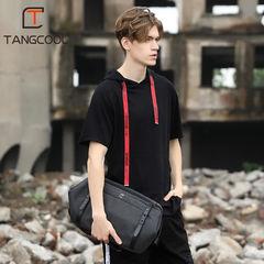 Сумка за плечо молодёжная Tangcool 5697 чёрная