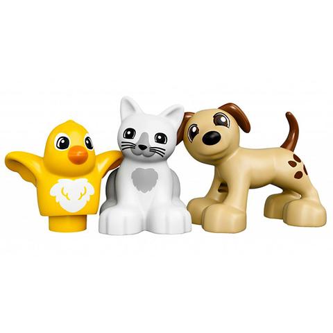 LEGO Duplo: Домашние животные 10838