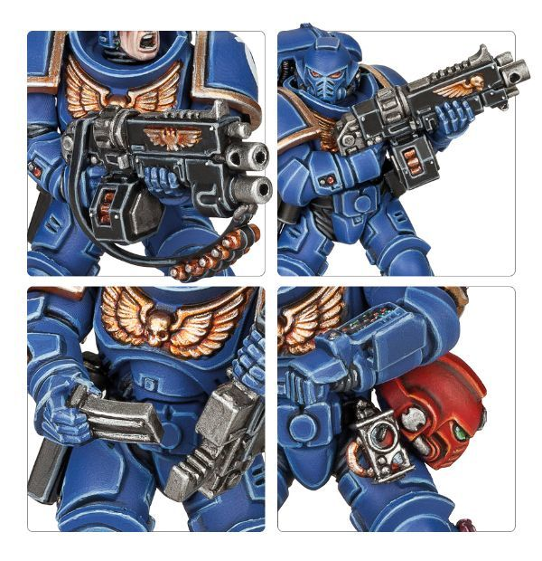 Primaris Intercessors. Детали