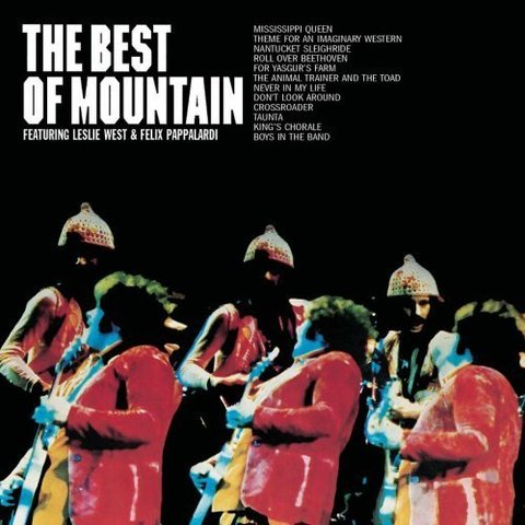 Mountain / The Best Of Mountain (LP)