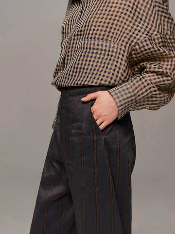 Женские темно-синие брюки Olmar GentryPortofino - фото 3