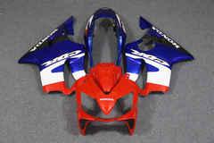 Комплект пластика для мотоцикла Honda CBR 600 F4I 04-07 Красно-Бело-Синий