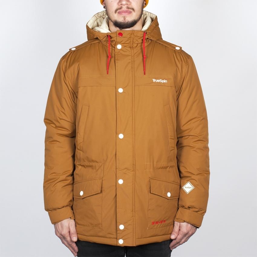 Куртка TRUESPIN Fishtail FW14 Brown