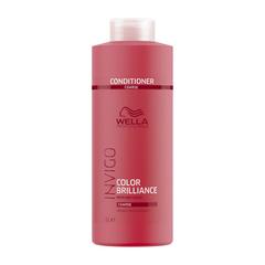 Wella Invigo Color Brilliance Бальзам-уход для защиты цвета окрашенных жестких волос  1000мл