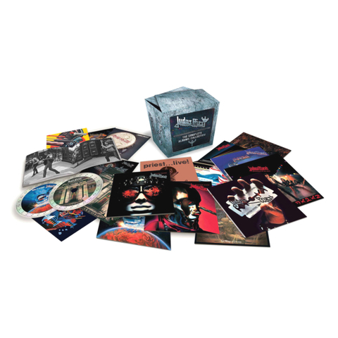 Judas Priest / The Complete Albums Collection (19CD)
