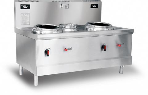 фото 1 Плита индукционная Eco Kitchen IND-A0W-B16х2FL на profcook.ru