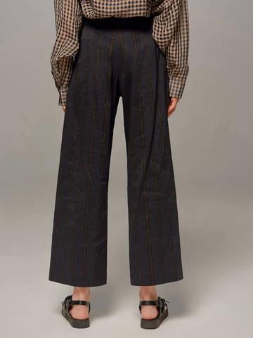 Женские темно-синие брюки Olmar GentryPortofino - фото 4