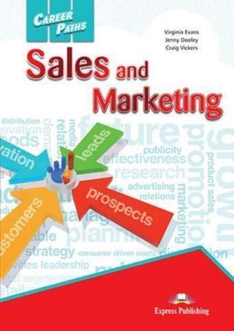 Sales and Marketing. Student's Book with digibook app. Учебник с электронным приложением