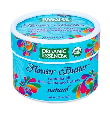 Органический цветочный крем «Натуральный» Organic Essence