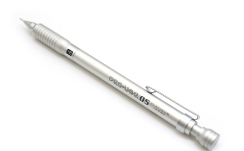 Чертежный карандаш 0,5 мм Platinum Pro-Use MSD-1000B