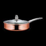 Сотейник 3 л (24 см) Omegna Cupra, артикул VCA2406Z Ruffoni, производитель - Ruffoni