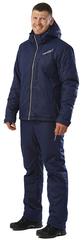 Утеплённый прогулочный лыжный костюм Nordski Premium Navy мужской