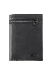 Кожаная обложка для паспорта и авто, черного цвета, Giorgio Ferretti 0094-C1 black GF