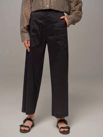 Женские темно-синие брюки Olmar GentryPortofino - фото 2