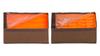 Набор из 2-х органайзеров для белья с крышкой, Классика, МандаринаДжаз