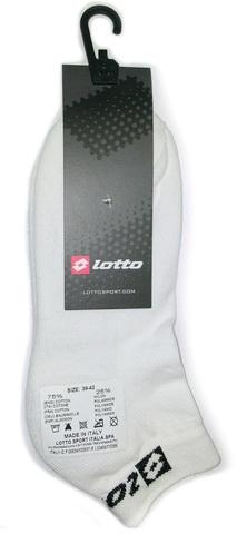 Носки спортивные теннисные Lotto Lotto New Club низкие