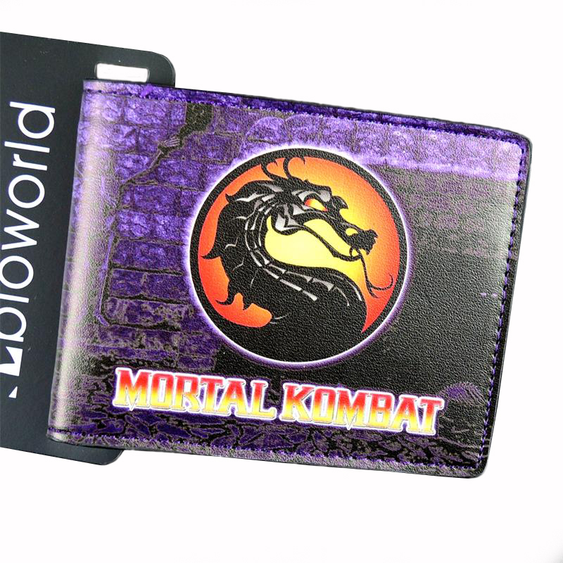 Mortal Kombat Wallet