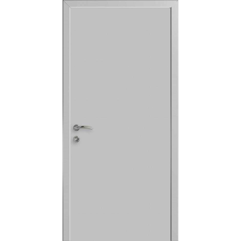 Двери для ванной и туалета Дверь гладкая влагостойкая светло-серая RAL 7035 kap-ral-7035-dvertsov-min.jpg