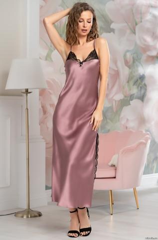 Длинная сорочка Mia-Amore Olivia 3648 (70% нат.шелк)