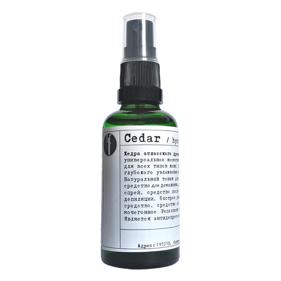 Кедра гидрозоль / Cedar hydrosol. (50мл)