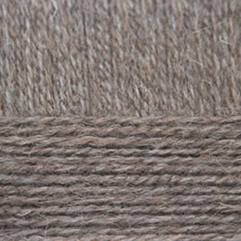 Пехорский текстиль Козий пух Нат. Серый 371 фото