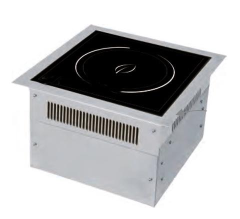 фото 1 Плита индукционная настольная Eco Kitchen IND-10P-3500 на profcook.ru