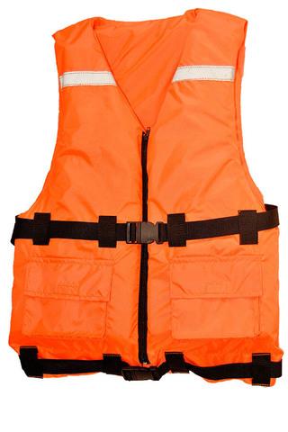 Спасательный жилет взрослый до 100кг