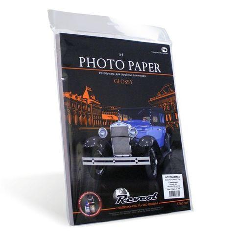 Фотобумага, глянцевая, 10х15, 230г/м2, 100 л.