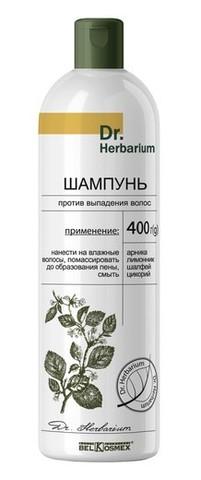 BelKosmex Dr.Herbarium Шампунь против выпадения волос 400г