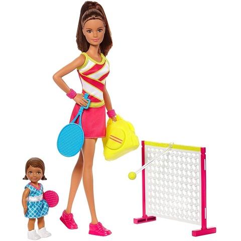 Барби Тренер по Теннису