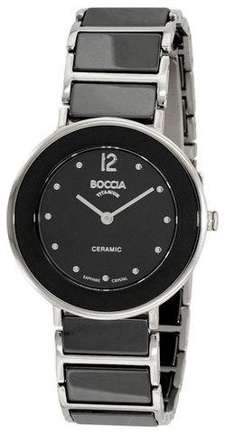 Купить Женские наручные часы Boccia Titanium 3209-03 по доступной цене