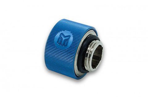 EK-ACF Fitting 12/16mm - Blue