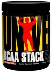 Universal Nutrition BCAA Stack (250г / апельсин)