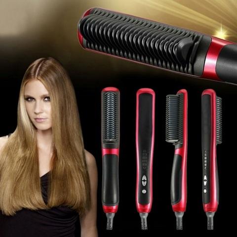 Расческа- выпрямитель Hair Straightener ASL - 908