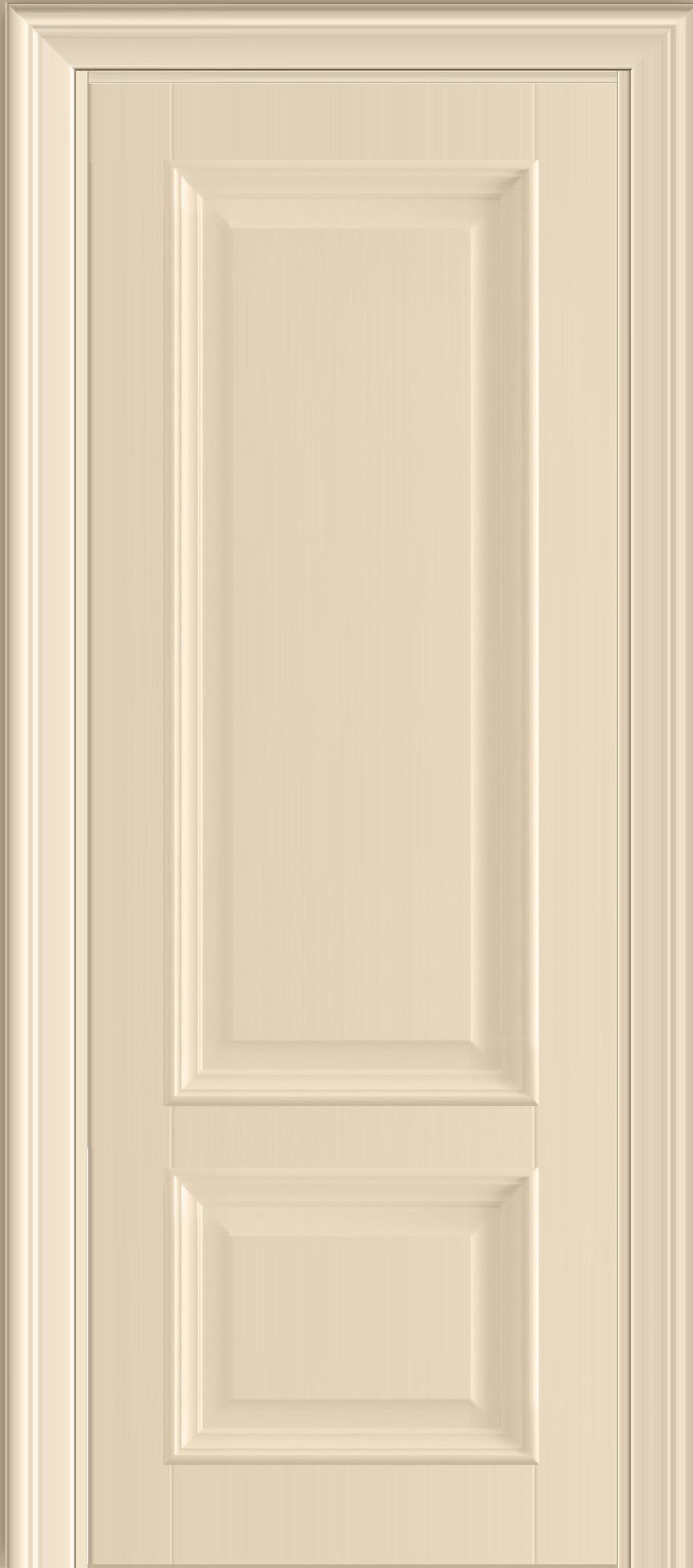 Межкомнатная дверь Nica 12.21 глухая